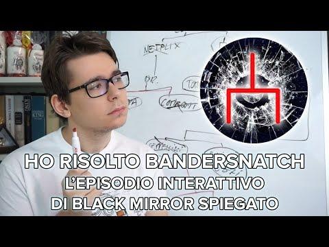 Ho risolto Bandersnatch - L'episodio interattivo di Black Mirror spiegato
