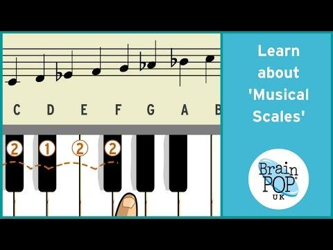 BrainPOP UK - Musical Scales