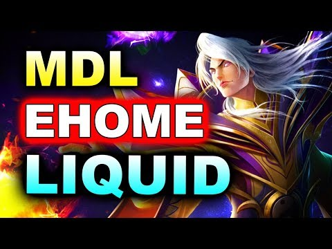 LIQUID Vs EHOME - ELIMINATION MATCH! - MDL Chengdu MAJOR DOTA 2