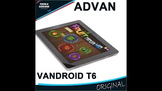 Advan Vandroid T6 Unboxing New Review Bahasa Indonesia