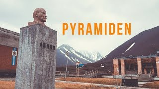 Pyramiden a Russian Ghost Town | Travel Film from Svalbard with Drone