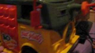 TMNT - Turtle Party Wagon (Vintage)