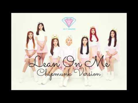 DIA - Lean On Me feat. Microdot [Chipmunk Version]