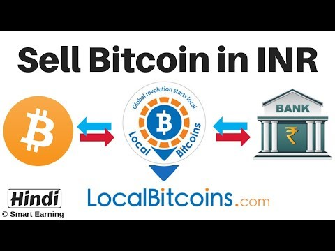 Sell Bitcoin In India ? #Localbitcoins