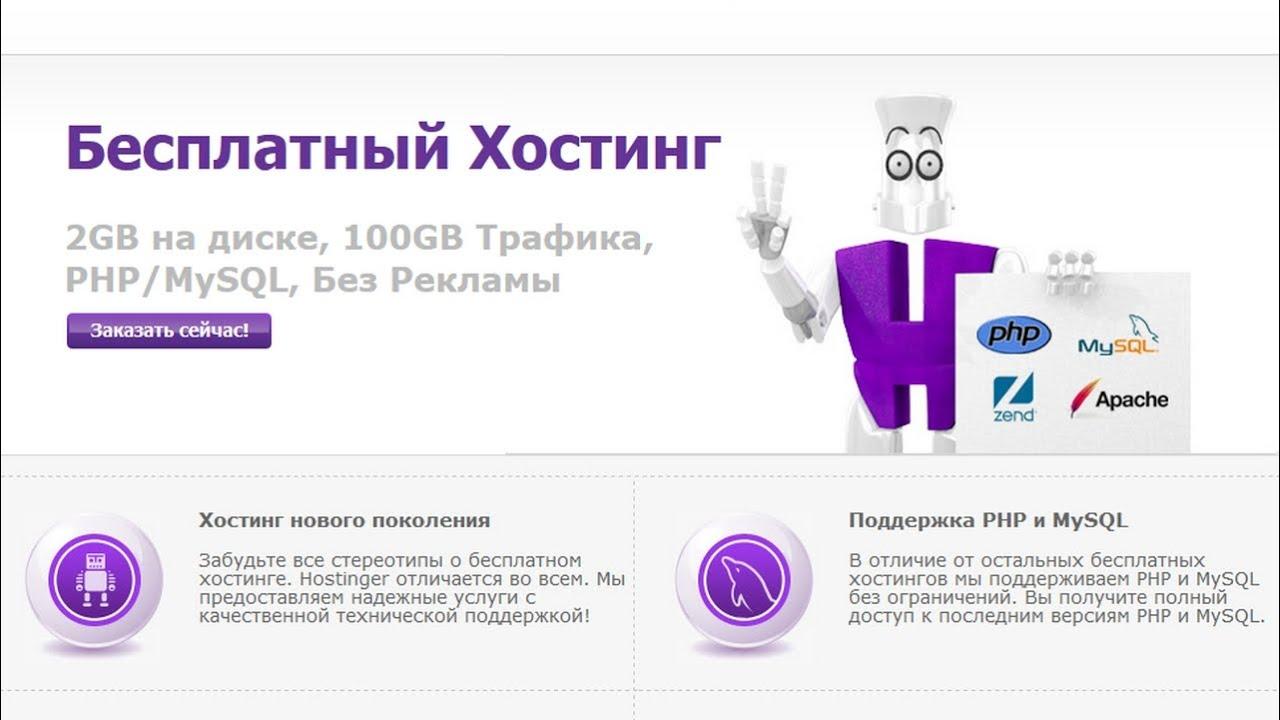 Бесплатный хостинг для теста сайта бесплатный хостинг для samp rp