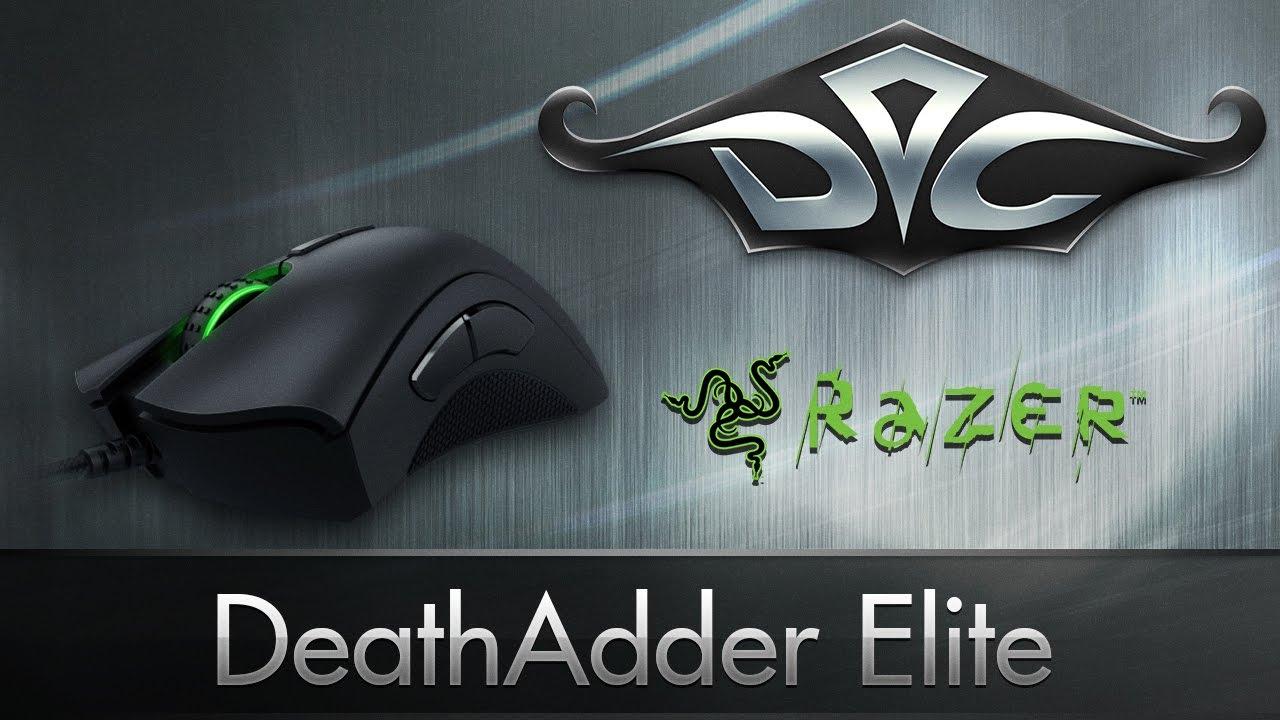 Razer DeathAdder Elite. Эволюция или Революция?