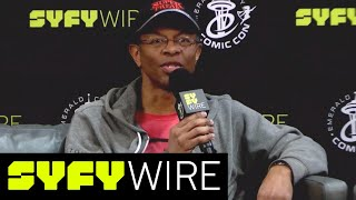 Phil LaMarr On Voice Acting, Samurai Jack And His Career (Emerald City Comic Con) | SYFY WIRE