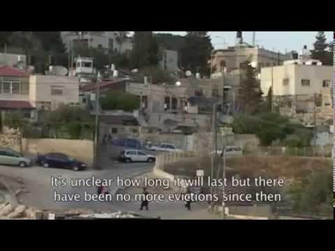 Sheikh Jarrah, East Jerusalem Illegal Israeli Settlements