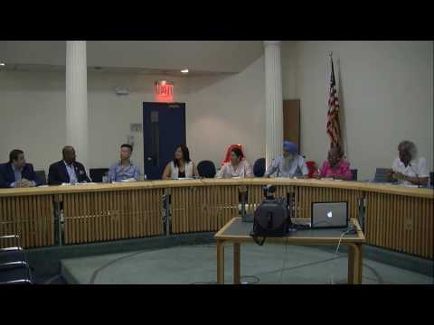 New York City Commission on Human Rights Quarterly Commissioner Meeting - June 28, 2017