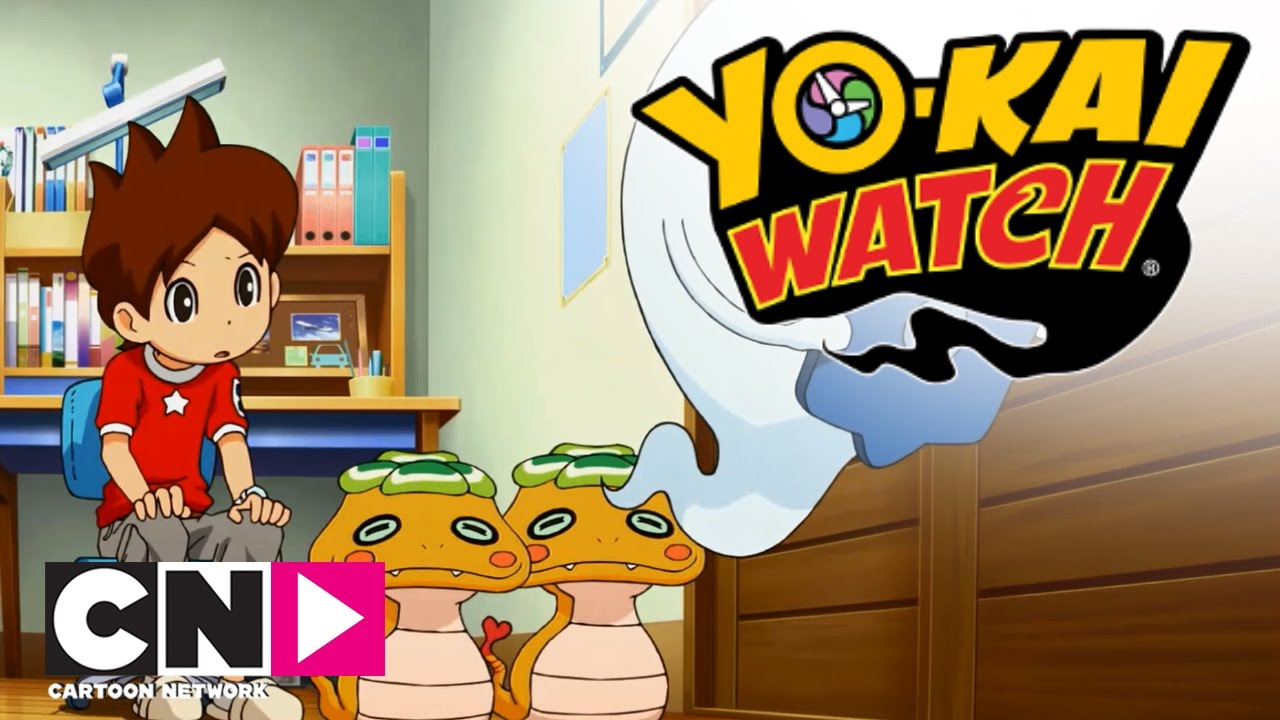 Yo kai watch il raro noko cartoon network youtube