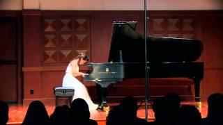 Andrea Choi - N. Kapustin: Variations, Op.41