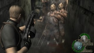 Resident evil 4 - Final de Welcome to hell parte 22 - Lo conseguí : D