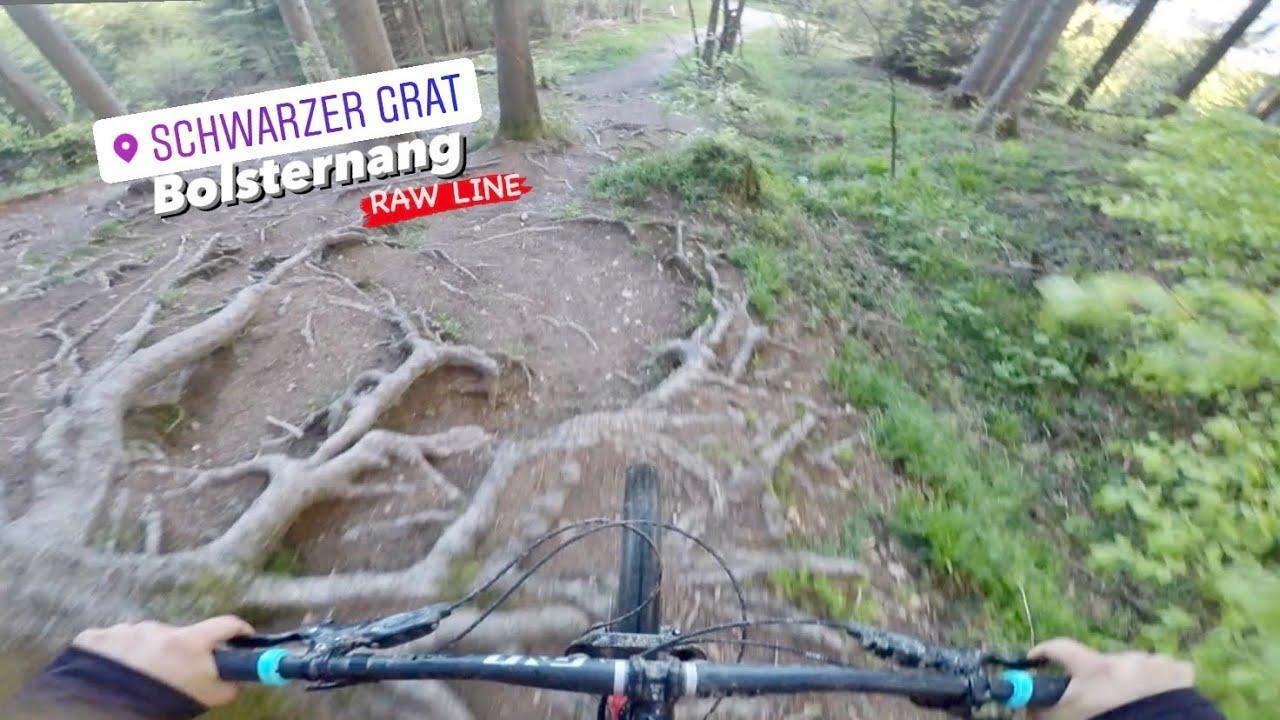RAW LINE - Bolsternang Trail  ⛰ Schwarzer Grat ☁️ Mai 2021