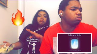 #GucciMane x #BrunoMars x #KodakBlack - WAKE UP IN THE SKY (Official Audio Reaction)