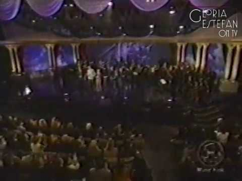 Gloria Estefan & NSYNC - Music of my Heart (The Concert of the Century for VH1 Save the Music 1999)