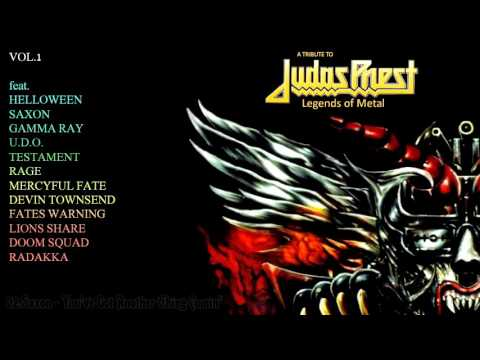 A Tribute To Judas Priest -  Legends Of Metal Vol.1 Mp3