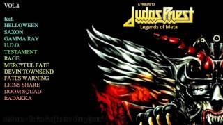 A Tribute To Judas Priest -  Legends Of Metal Vol.1