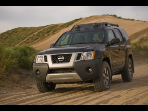 2012 nissan xterra pro 4x moab utah drive and review youtube. Black Bedroom Furniture Sets. Home Design Ideas