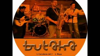 """maya"" Butaka jazz cuarteto"