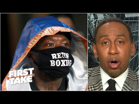 Stephen A. reacts to Nate Robinson getting KO'd & the Mike Tyson-Roy Jones Jr. draw | First Take - Видео онлайн