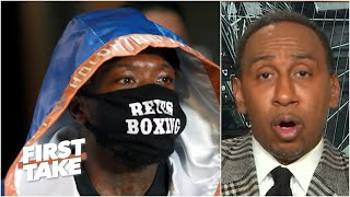 Stephen A. reacts to Nate Robinson getting KO'd & the Mike TysonRoy Jones Jr. draw | First Take
