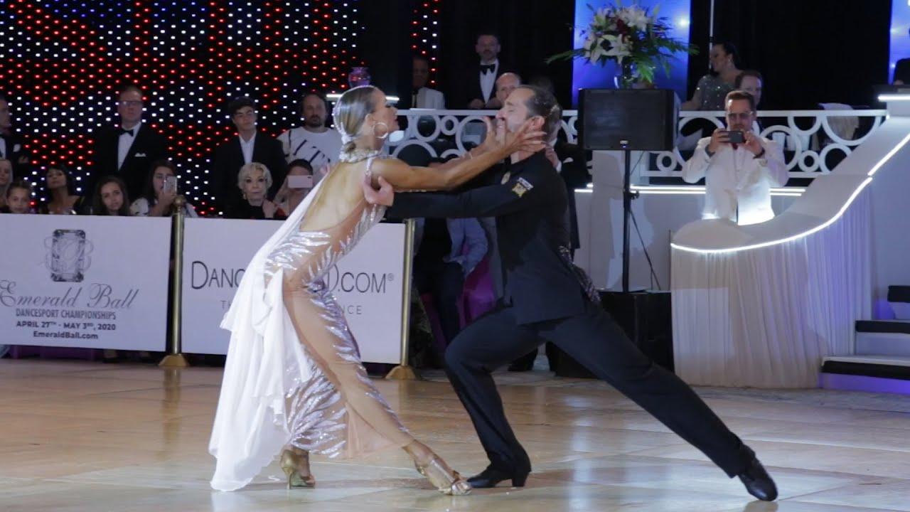 """Riccardo Cocchi and Yulia Zagoruychenko """"A Mi Manera"""" Final Dance I World Latin 2019"""