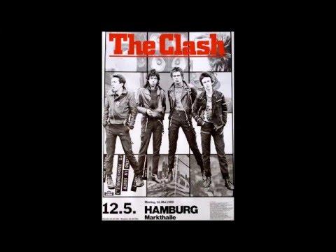 The Clash audio live in Hamburg 1980