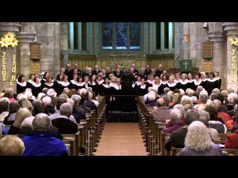 Glasgow Phoenix Choir - 'Pacem' by Lee Dengler
