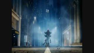 Shadow the Hedgehog (Music Video)- Monster by Skillet