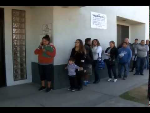 Undocumented immigrants legally get drivers licenses for the first time