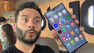 Samsung Galaxy Note 10 ve Note 10 Plus elimizde (D