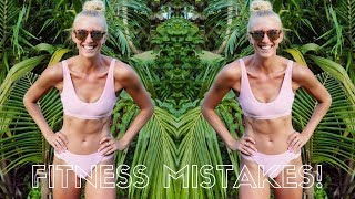 FITNESS MISTAKES | Diet & Training Lessons I Have Learnt!