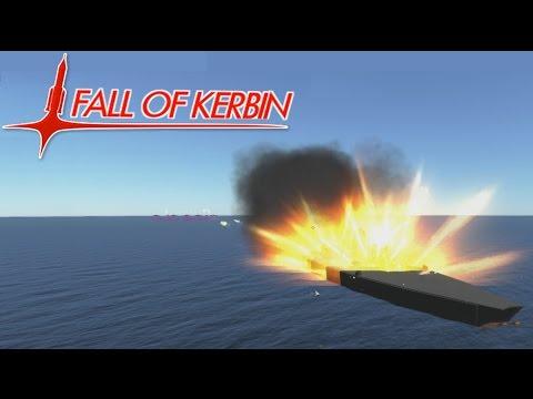 Fall Of Kerbin #18 - Dark Days - Kerbal Space Program