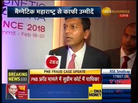 Mr. Abhishek Lodha - MD of Lodha Group At Magnetic Maharashtra Summit 2018