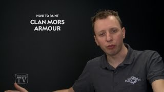 WHTV Tip of the Day - Clan Mors Armour.