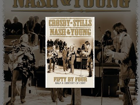 Cros, Stills, Nash & Young  Fifty  Four