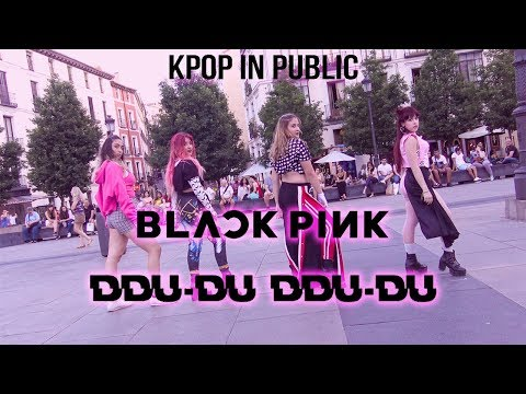 "[KPOP IN PUBLIC CHALLENGE] BLACKPINK (블랙핑크) - ""DDU DU DDU DU 뚜두뚜두"" ||  by PONYSQUAD (GIRLS VER)"