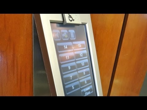 "AMAZING Schindler Port Elevator @ <span id=""capital-bank-plaza"">capital bank plaza</span> Raleigh NC w ElevatingPirate &#8216; class=&#8217;alignleft&#8217;><a  href="