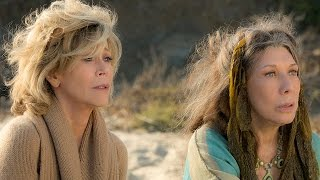 Grace & Frankie Trailer 1 Reaction/Review