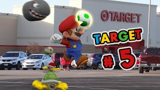 Super Mario goes to Target (Part 5)