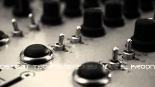 Detroit Techno mixed by Marcel Kroon