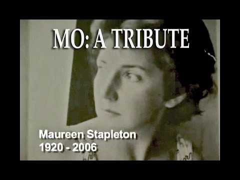 Maureen Stapleton: A Tribute by Rick McKay