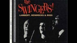 from The Swingers! album written by Miles Davis and Jon Hendricks.