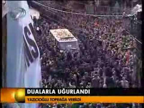 Liderimiz Muhsin Yazicioglunun Cenaze Töreni