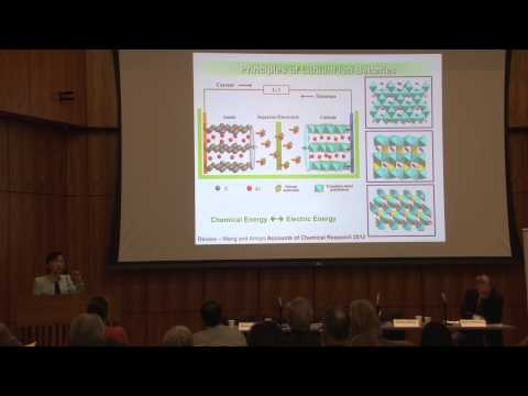Shirley Meng, Nano, UCSD: Electrical energy storage for renewables integration and electric vehicles