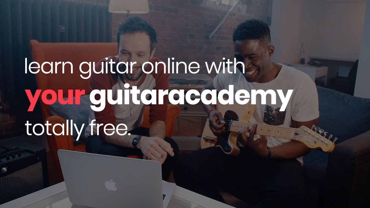 Learning Guitar Beginners Lesson (1) - YouTube