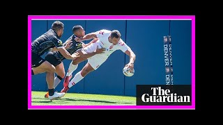 England show best of rugby league in dazzling Denver defeat of New Zealand   k production channel