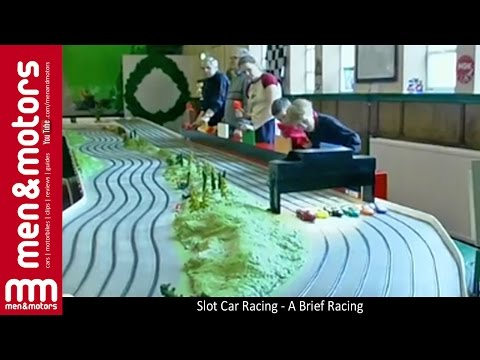 Slot Car Racing – A Brief History