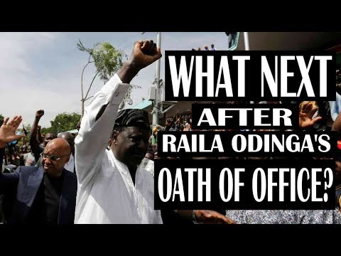 What Next After Raila Odinga's Swearing In? Martin Ngatia Explains