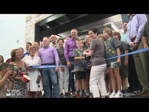 New Annie Purl Elementary holds grand opening in Georgetown